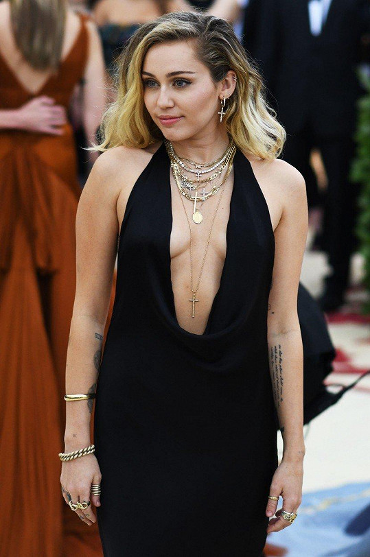 I Miley Cyrus letos vypadala skvostně.