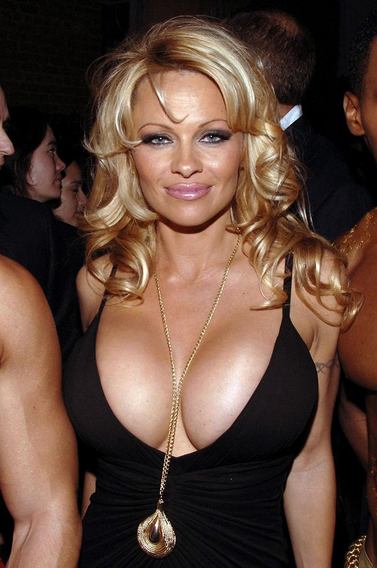 Pamela Anderson se podle zdrojů z jejího okolí natáčení vysmívá a představitele hlavních rolí ani nezná.
