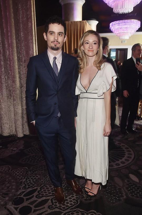 Damien Chazelle s Olivií Hamilton