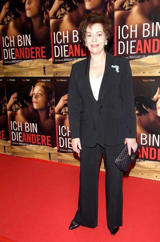 Karin Dor v roce 2006