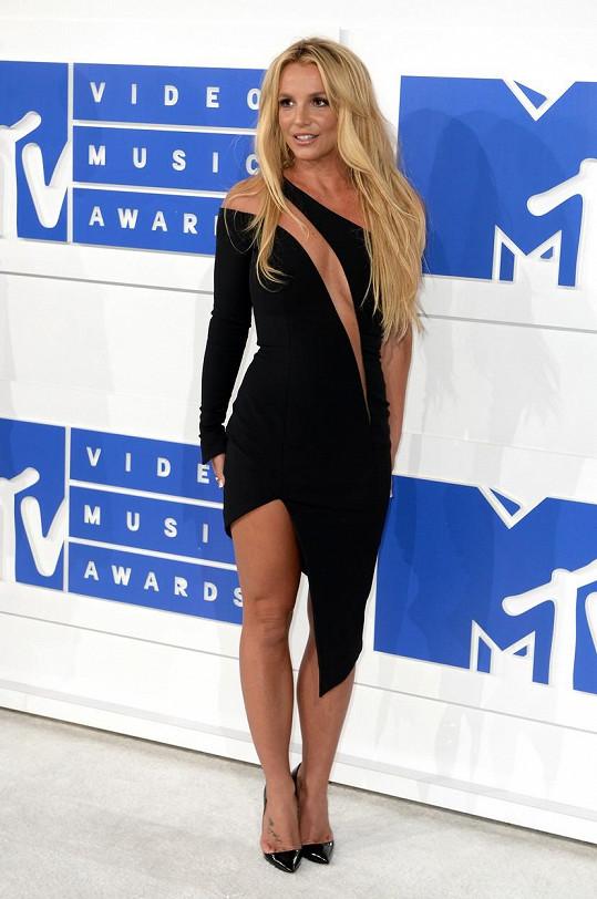 Britney Spears vyděsila fanoušky smazáním instagramového profilu.