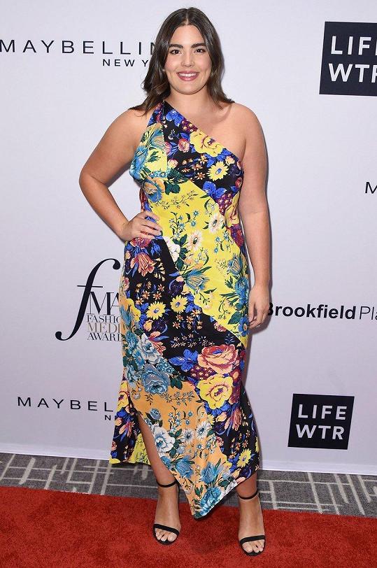 Úspěšnou modelkou je i dcera Andyho Garcíi Alessandra.