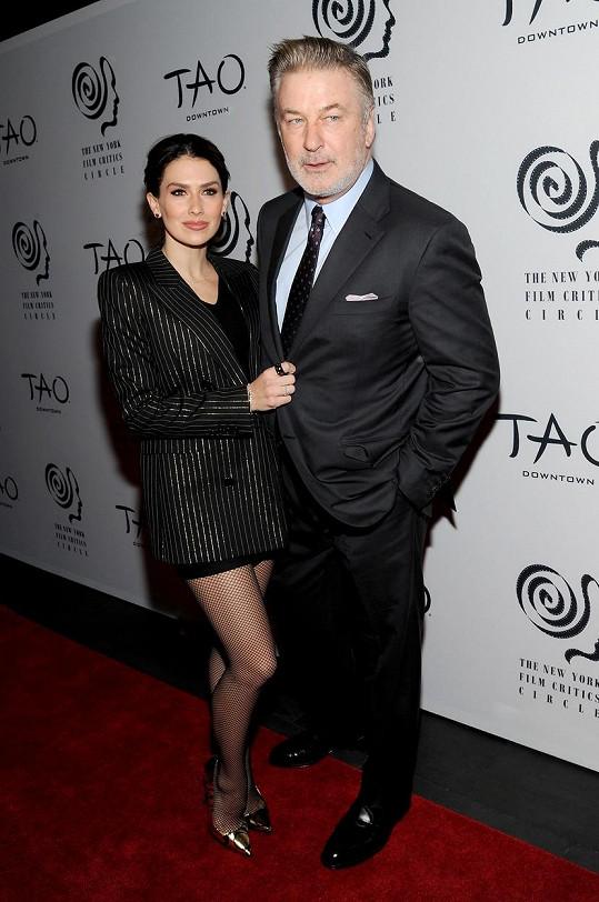 Hilaria má s manželem Alecem Baldwinem čtyři děti.