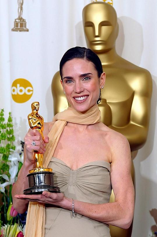 Connelly v roce 2002, kdy získala Oscara za Čistou duši.