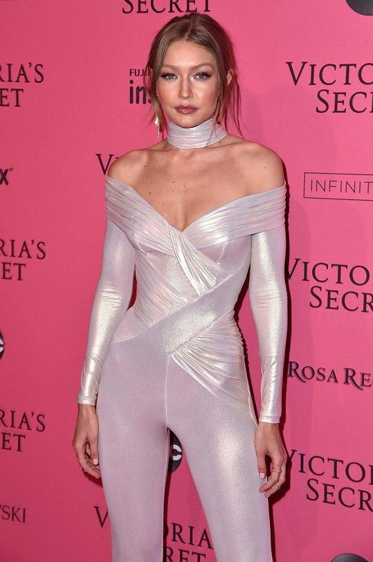 Gigi Hadid musela zhubnout, aby se prosadila v modelingu.
