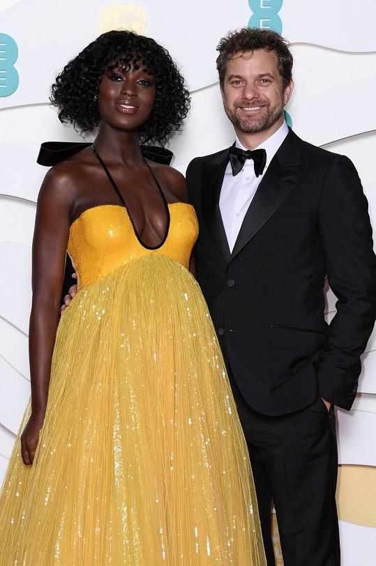 Joshua Jackson s manželkou Jodie Turner-Smith