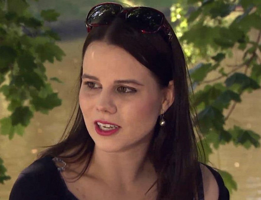 Ruth Horáčková se po letech v USA vrátila domů.