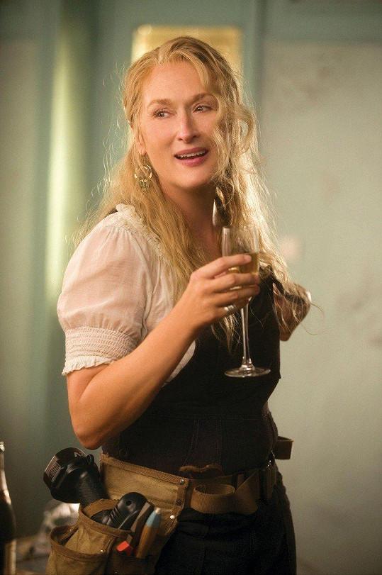 Zazpívala si v muzikálu Mamma Mia! (2008)