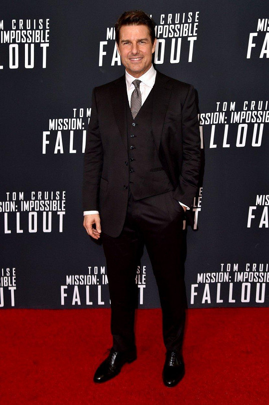Teď uvedl novinku Mission: Impossible - Fallout.