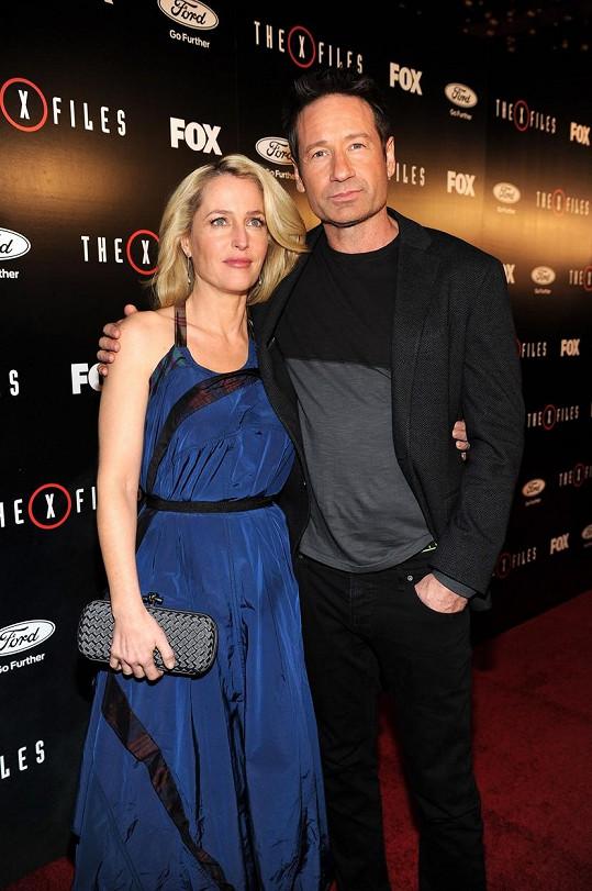 Legendární dvojice speciálních agentů na premiéře v Los Angeles