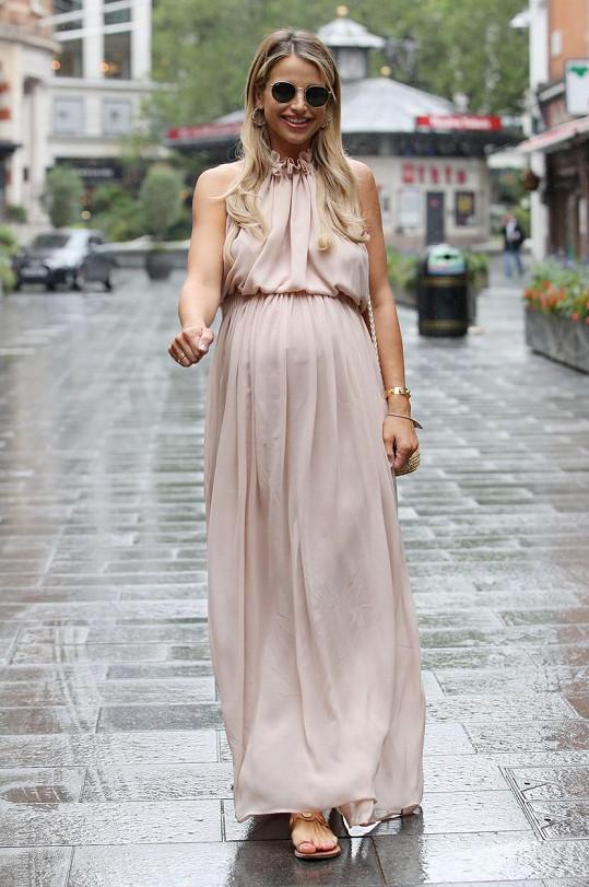 Vogue Williams porodila druhé dítě.