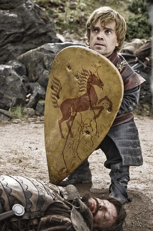 Ve Hře o trůny jako Tyrion Lannister