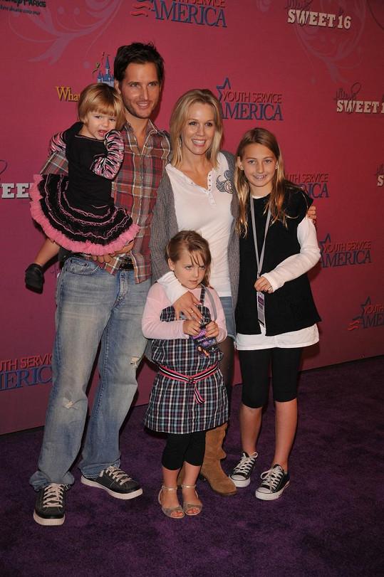 S Garth má tři dcery (archivní foto)