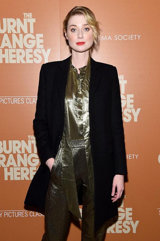 Dianu v nadcházejících sériích Koruny ztvární Elizabeth Debicki.