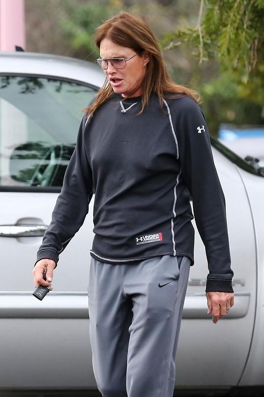 Proměna Bruce Jennera v ženu byla pozvolná.
