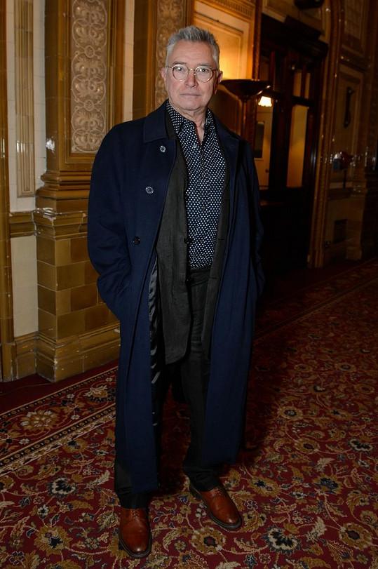 Martin Shaw (2018)