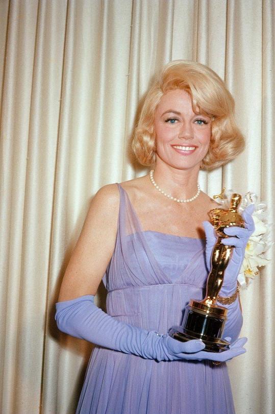 Dorothy Malone patřila k úspěšným hollywoodským herečkám.