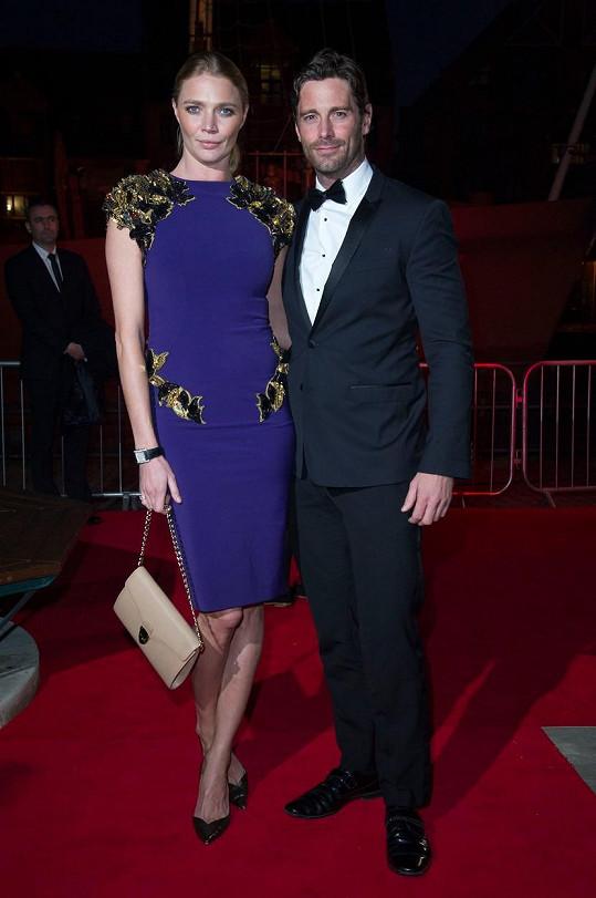 Manželství Jodie Kidd a Davida Blakeleyho je v troskách.