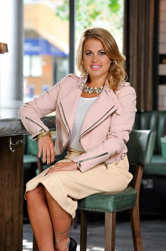 Nadia se pasovala do role odbornice a na svých zkušenostech si založila byznys.