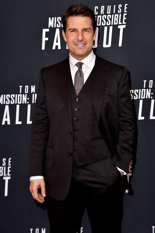 Tom Cruise měl v Benátkách natáčet Mission: Impossible 7.