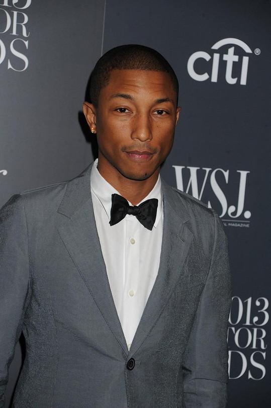 Pharrell Williams plánuje stěhování.