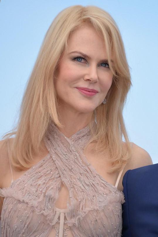 Nestárnoucí Nicole Kidman