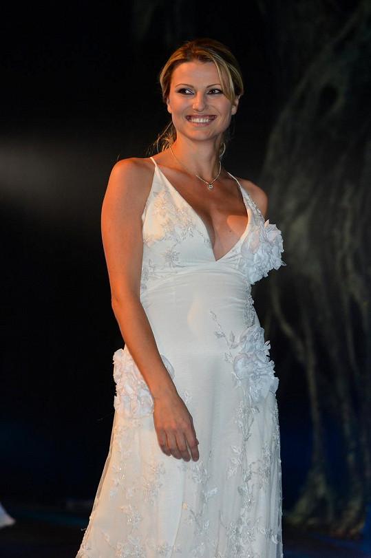 Jitka Kocurová v roce 2012