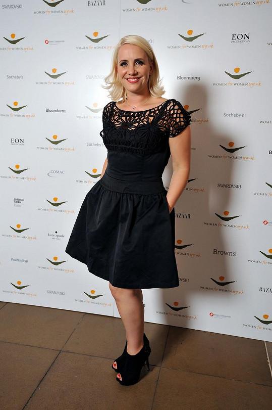Claire v roce 2011