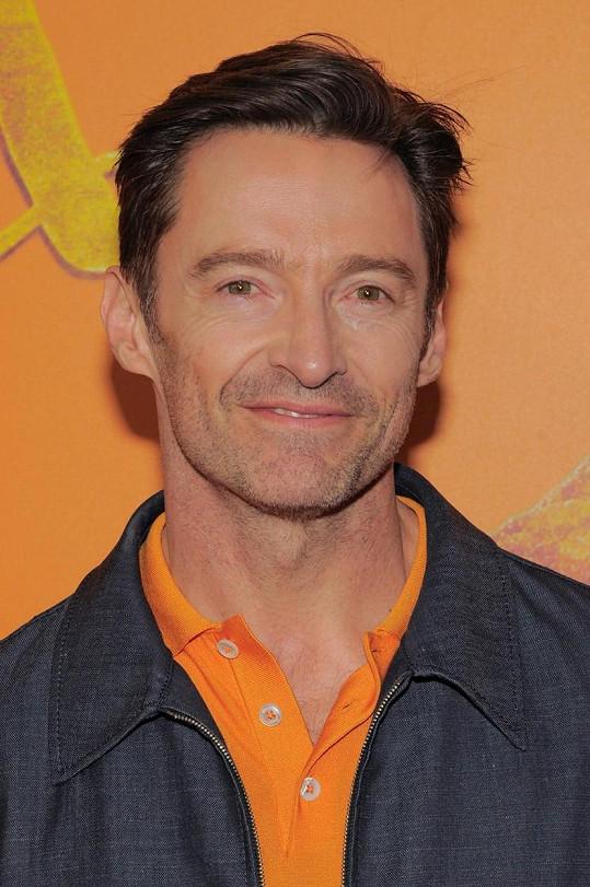 """Šestou příčku obsadil """"Wolverine"""" Hugh Jackman s 89,64 %."""