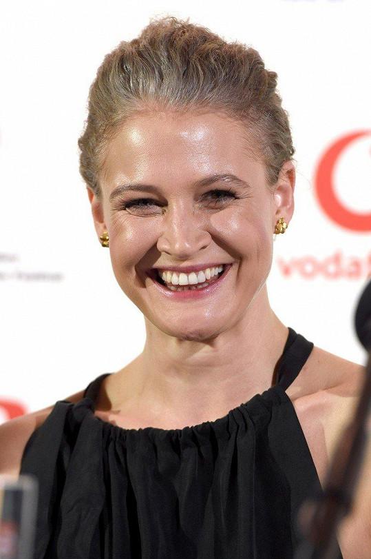 Tereza Hofová představila svůj film Domestik.