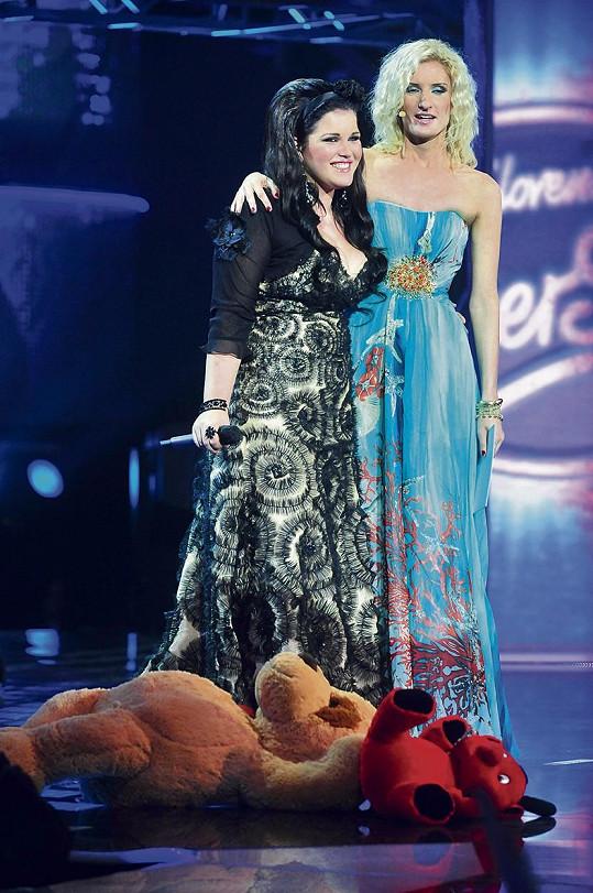 Diváci si ji pamatují z první řady Česko Slovenské SuperStar z roku 2009, ve které zvítězil Martin Chodúr.