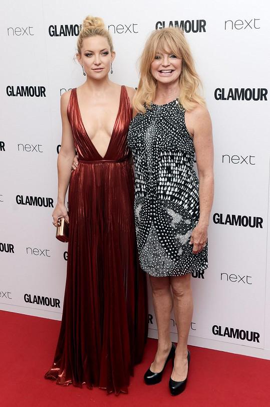 Kate Hudson s matkou Goldie Hawn