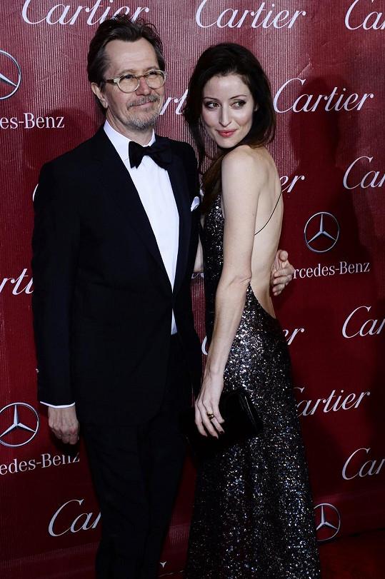 Gary a Alexandra spolu vydrželi šest let.