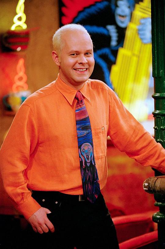 James Michael Tyler se proslavil jako dobrák Gunther v seriálu Přátelé.