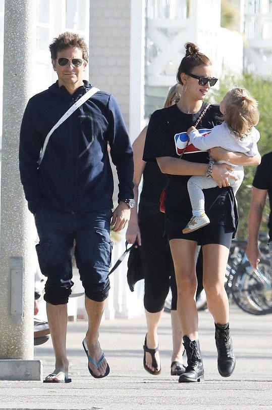 Slavný pár spolu prý zůstává jenom kvůli dceři.
