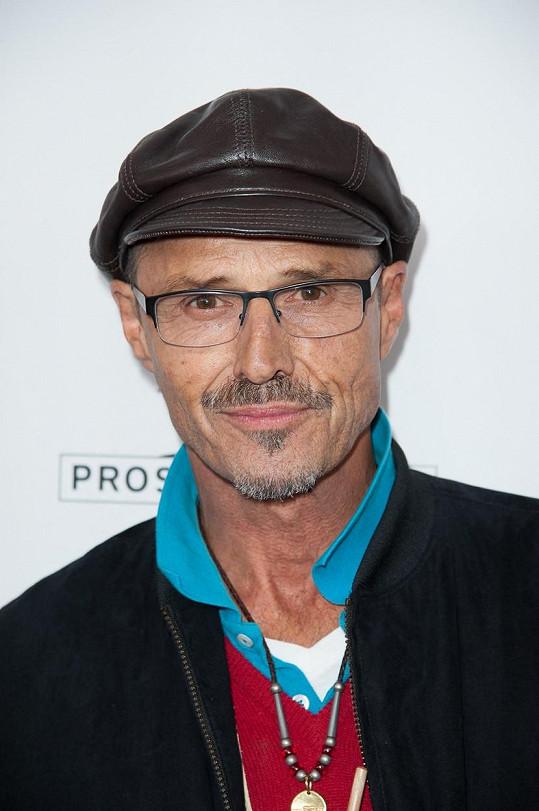 Michael Nader na snímku z roku 2013
