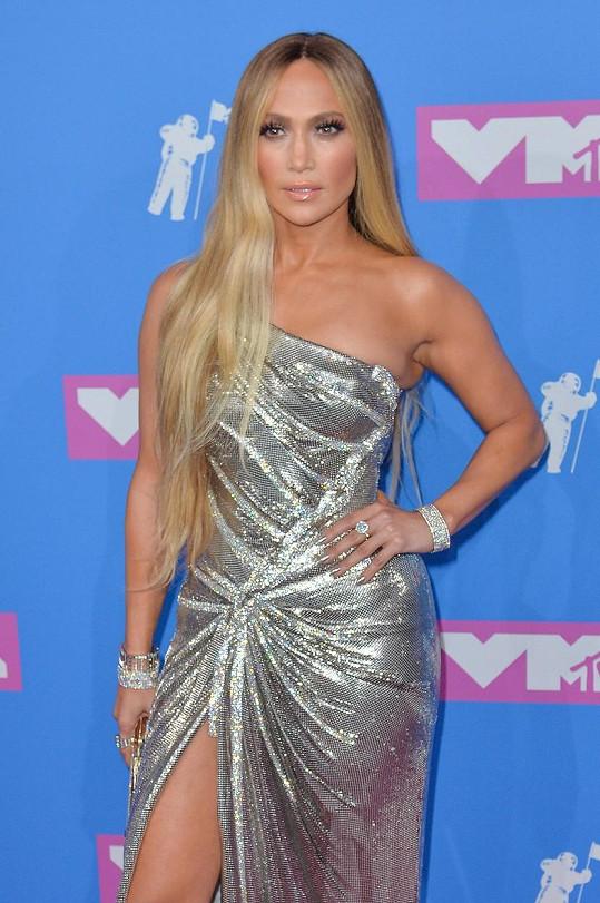 Jennifer Lopez je prý hlasitou milenkou.