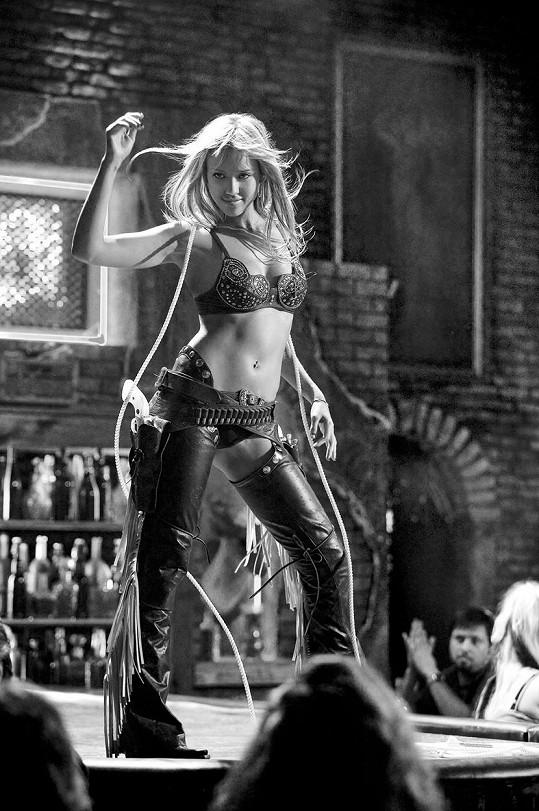 V Sin City byla dokonalá.