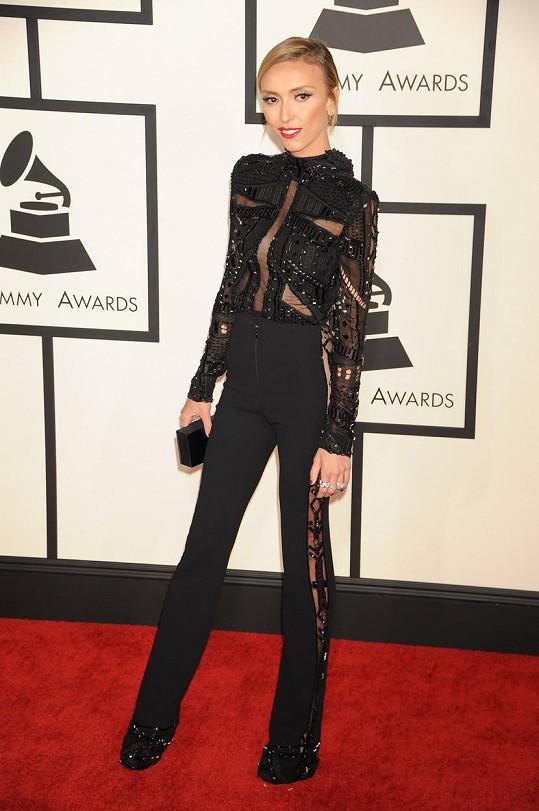 Moderátorka na cenách Grammy