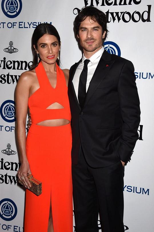 Je ženatý s herečkou Nikki Reed.