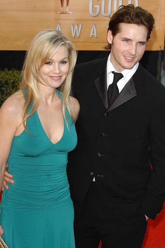 S exmanželkou Jennie Garth alias Kelly z Beverly Hills 90210