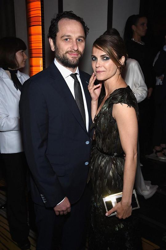 Keri Russell a Matthew Rhys mají miminko.
