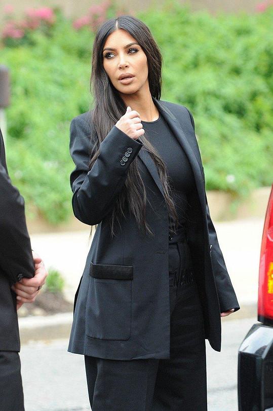 Kim v Bílém domě odvedla nejspíš přesvědčivý výkon.