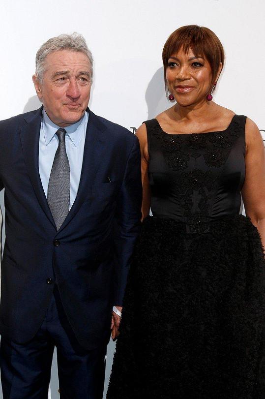 Robert De Niro a Grace Hightower se rozešli po 21 letech manželství.