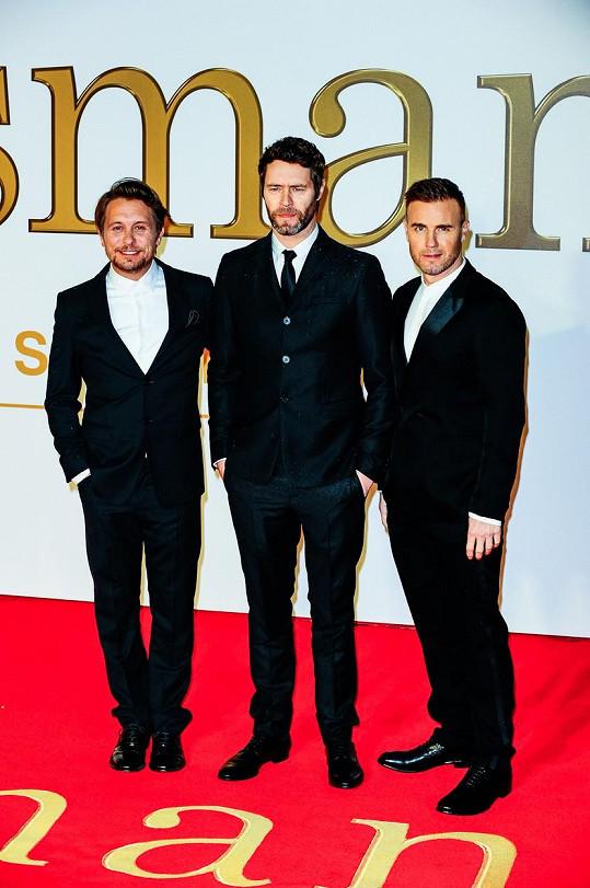 Mark, Donald a Gary pod značkou Take That fungují dodnes.