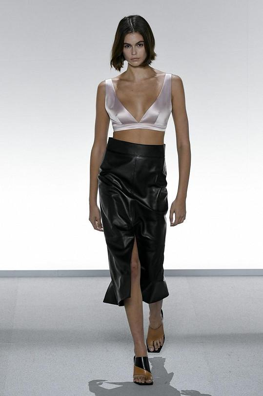 Na přehlídce Givenchy