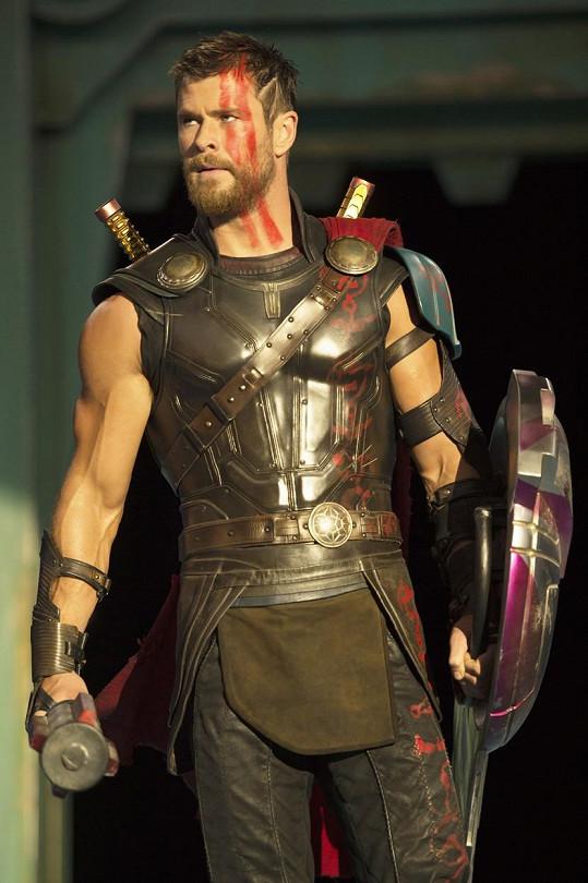 Thor ve svém třetím filmu změní účes.