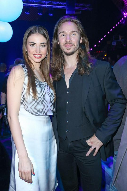 S tanečnicí Ekaterinou Leonovou zabodoval v německé show Let´s Dance.