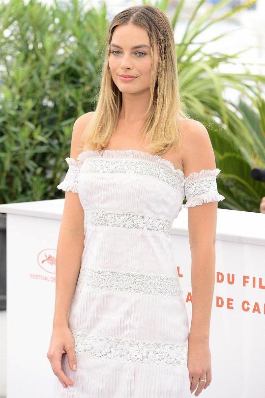 Margot Robbie kvůli roli cvičila tři hodiny denně.