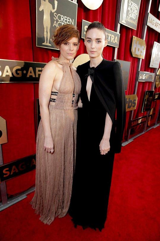 Sestry Kate a Rooney na archivním snímku (rok 2016)
